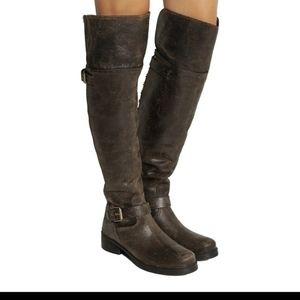 Tory Burch Tarulli Over-the-Knee Boot